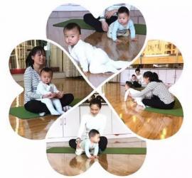 亲子瑜伽 一个美妙有爱的世界--美德因精品课堂回顾